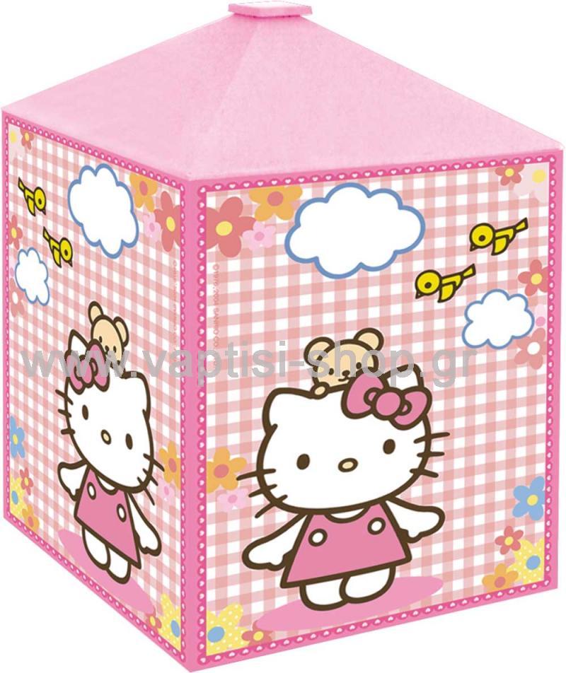 Hello Kitty ριγέ