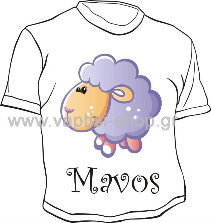 Μπλουζάκι με εκτύπωση 3
