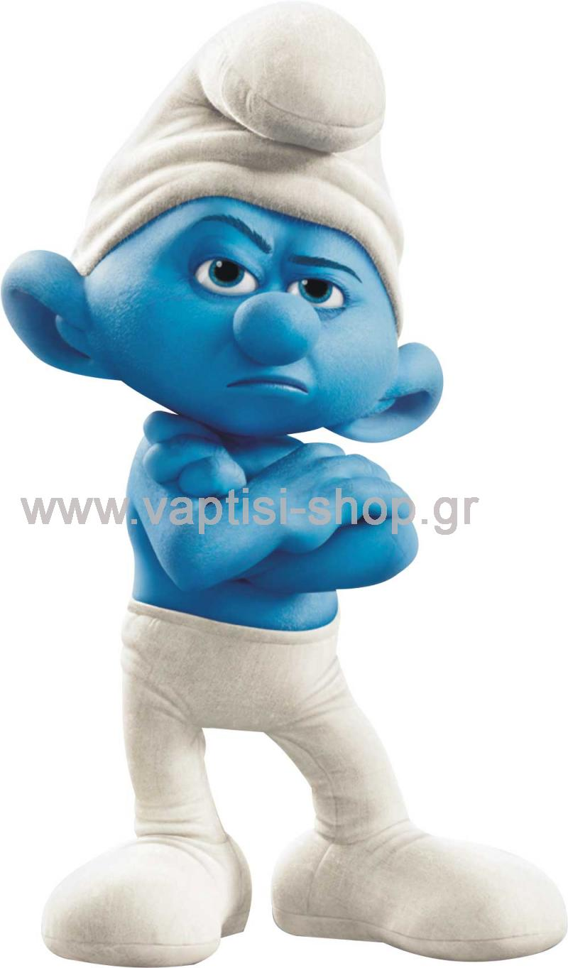 Grouchy Smurf