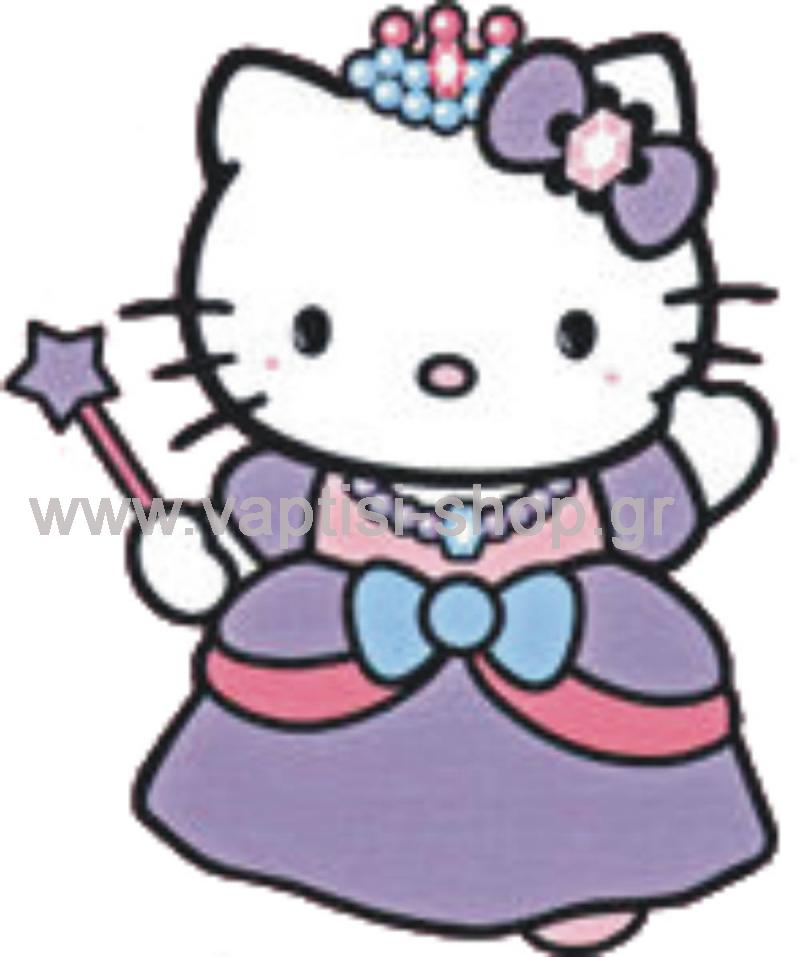 Hello Kitty Princess με Ραβδάκι