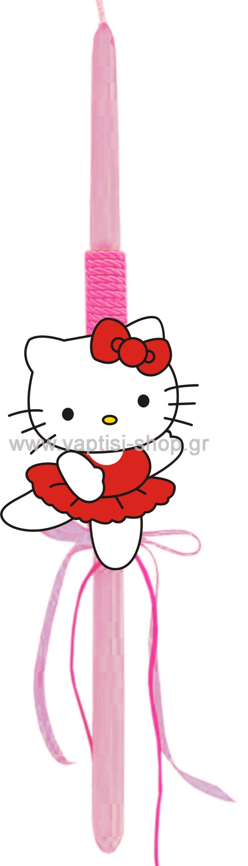 Πασχαλινή Λαμπάδα Hello Kitty