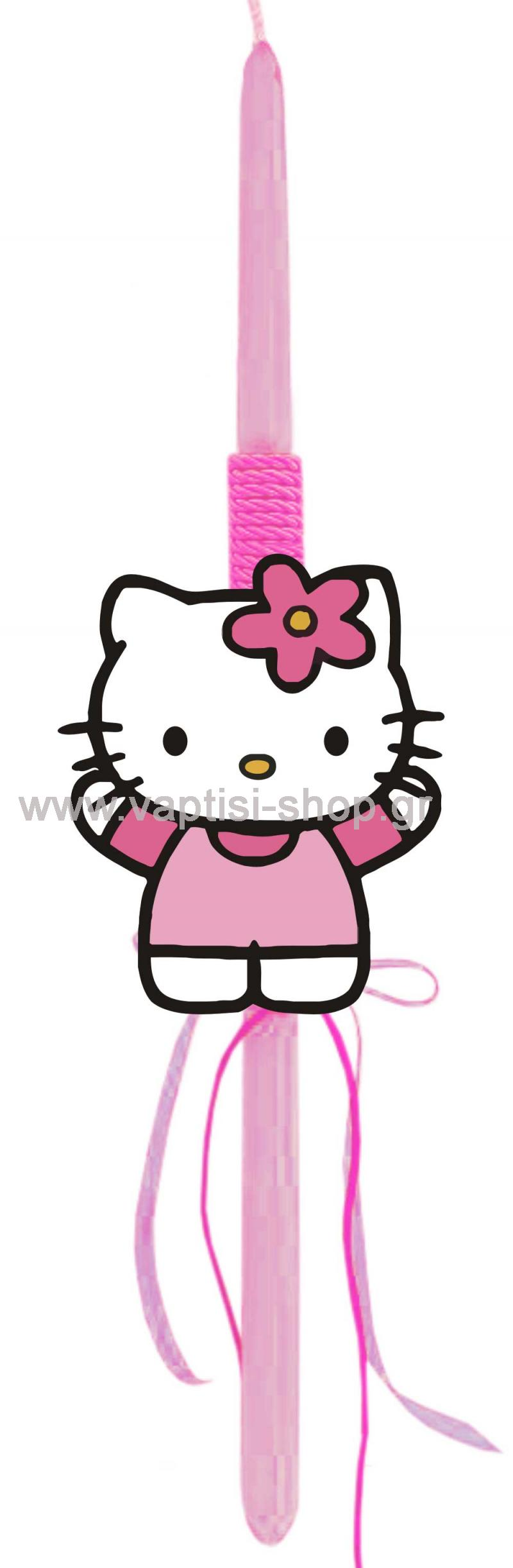 Πασχαλινή Λαμπάδα Hello Kitty 2