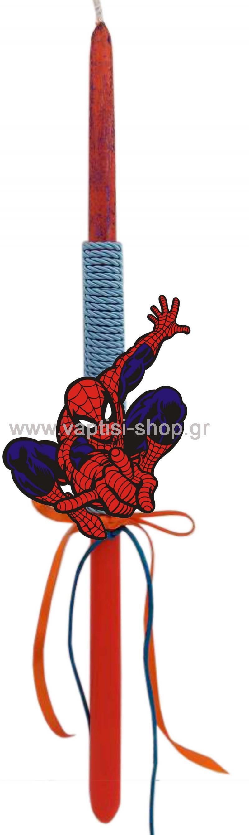 Πασχαλινή Λαμπάδα Spiderman