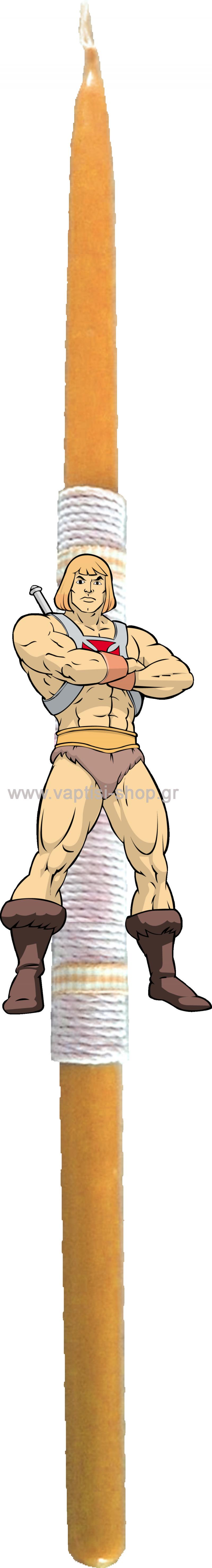 Πασχαλινή Λαμπάδα X-man