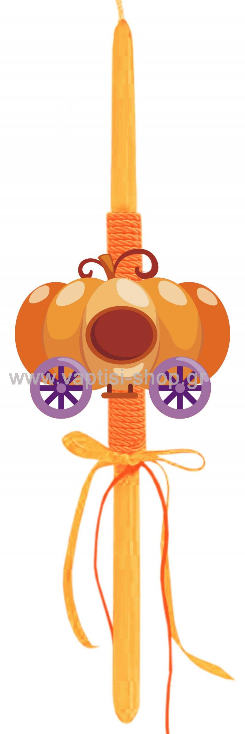 Πασχαλινή Λαμπάδα Αμαξα