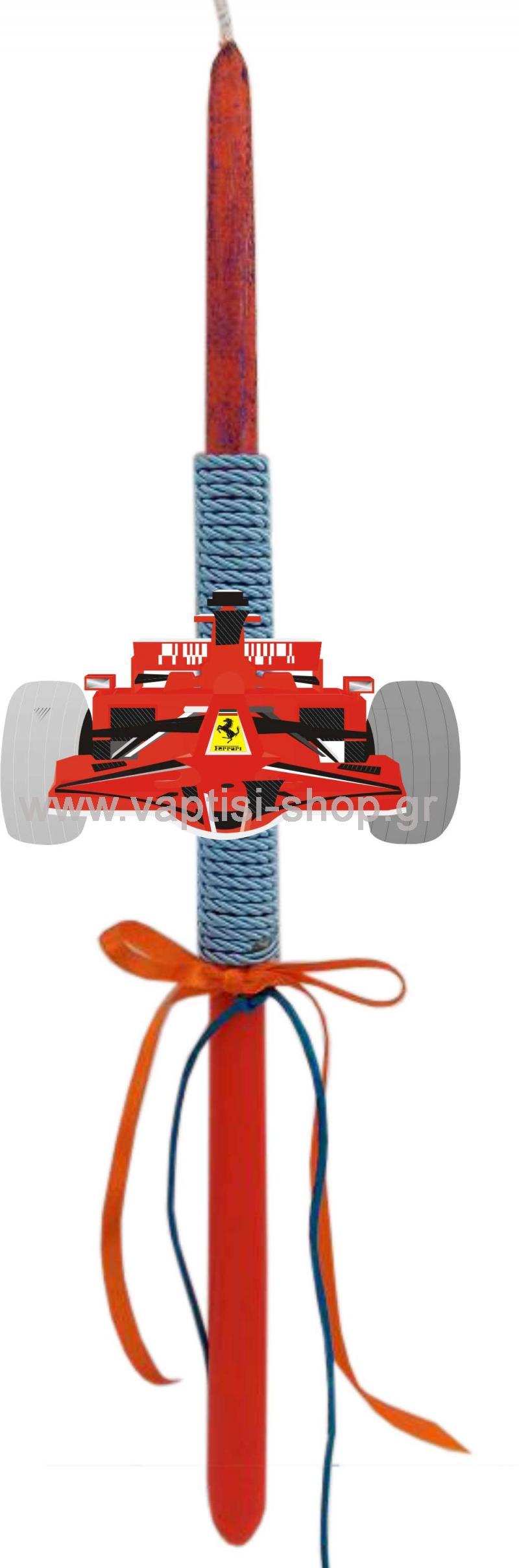 Πασχαλινή Λαμπάδα Ferrari
