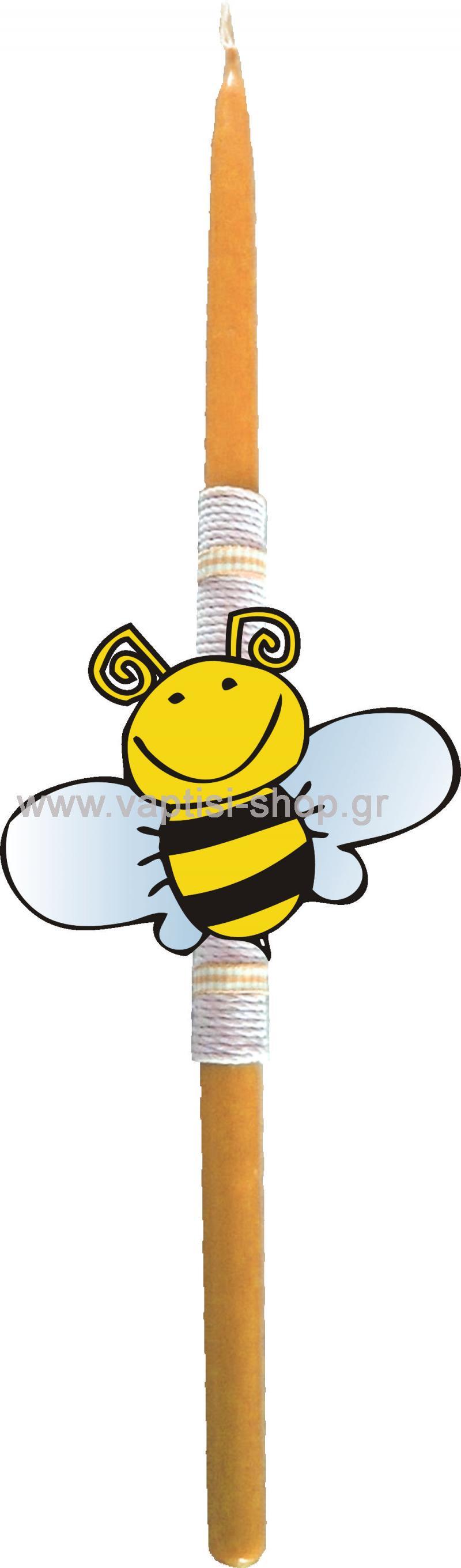 Πασχαλινή Λαμπάδα Μελισσούλα