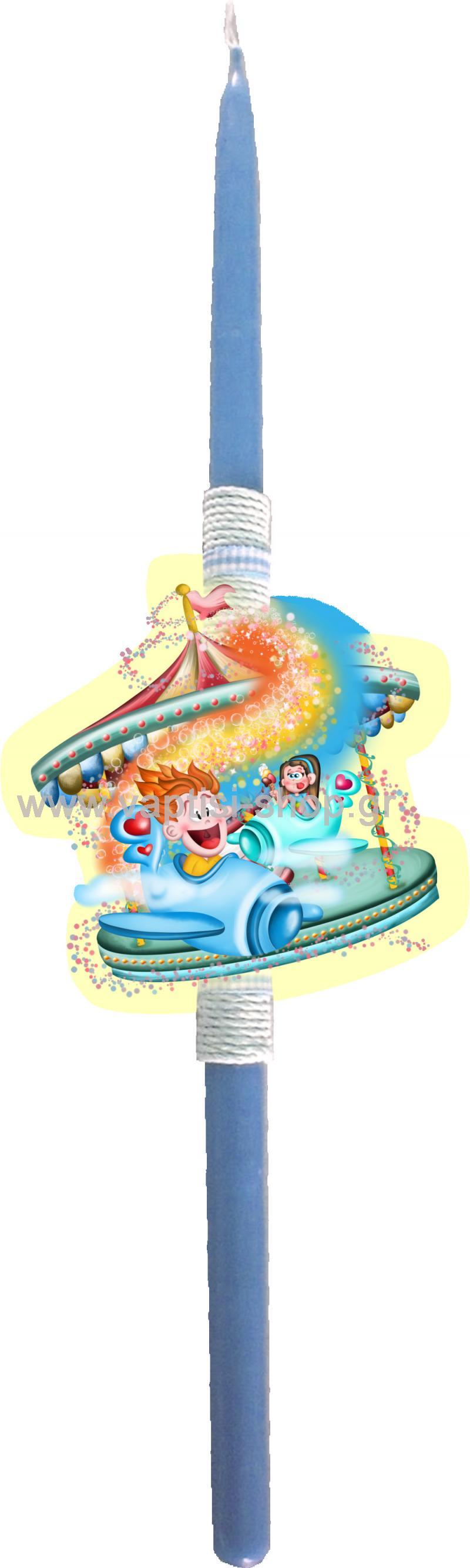 Πασχαλινή Λαμπάδα Luna Park 2
