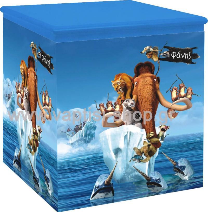 Ice Age στη Θάλασσα