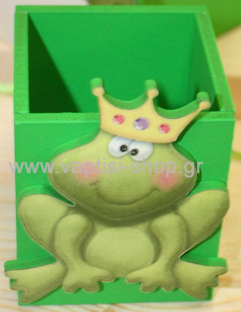 Μολυβοθήκη Βάτραχος του παραμυθιού