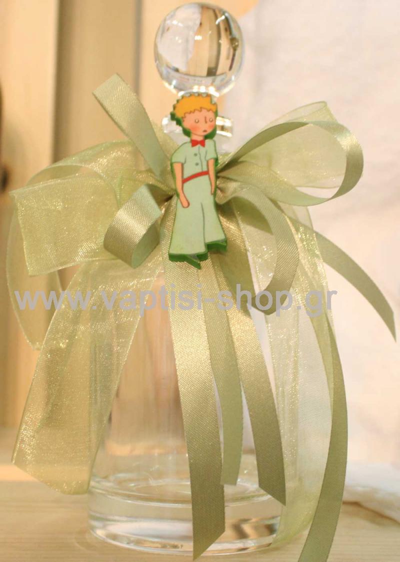 Μπουκαλάκι για λάδι Μικρός Πρίγκιπας του παραμυθιού 2