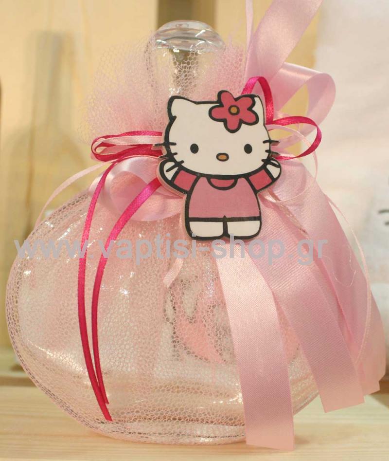 Μπουκαλάκι για λάδι Hello Kitty