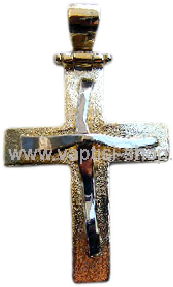 Χειροποίητος σταυρός 058
