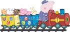 Peppa with Friends on Train