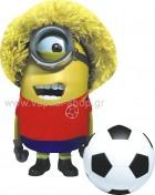 Minion Footballer