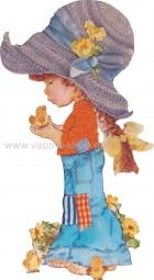 Sarah Kay με Καπέλο