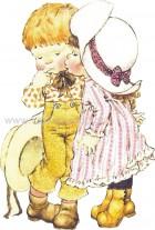 Sarah Kay Φιλάει το Φίλο της
