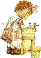 Sarah Kay Κάνει Μπουγάδα
