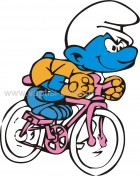 Στρουμφάκι Κάνει Ποδήλατο