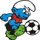 Στρουμφάκι Ποδοσφαιριστής