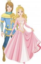 Πριγκίπισσα με Πρίγκιπα