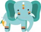 Ελεφαντάκι BOHO