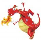 Δράκος που Βγάζει Φωτιά