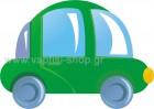 Αυτοκινητάκι Πράσινο