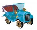 Αυτοκινητάκι Γαλάζιο