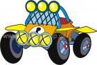 Αυτοκινητάκι 4x4