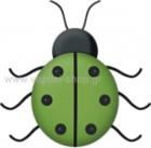 Πασχαλίτσα Πράσινη