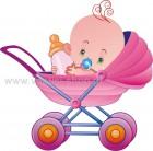 Μωράκι σε Καροτσάκι