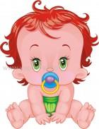 Μωράκι με Πιπίλα