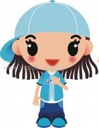 Κοριτσάκι με Καπέλο