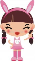Κοριτσάκι με Κοτσίδες