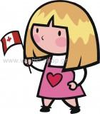 Κοριτσάκι Καναδέζα