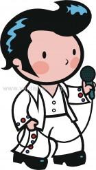 Τραγουδιστής Elvis