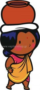 Κοριτσάκι Ινδή