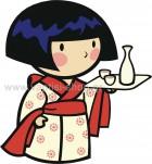 Κοριτσάκι Γιαπωνέζα