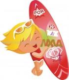 Κοριτσάκι Surfer