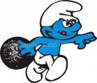 Στρουμφάκι Παίζει Bowling
