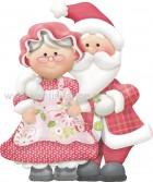 Άγιος Βασίλης με Αγιοβασιλίτσα