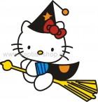 Hello Kitty Μαγισσούλα