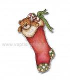 Κάλτσα Χριστουγεννιάτικη