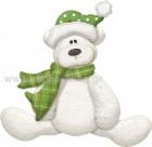 Χριστουγεννιάτικο Αρκουδάκι