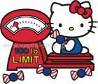 Hello Kitty στη Ζυγαριά