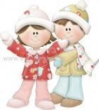 Παιδάκια Χριστουγεννιάτικα