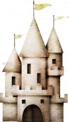κάστρο καφέ