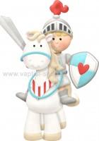 Ιππότης με άλογο