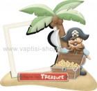 Πειρατής με κορνίζα